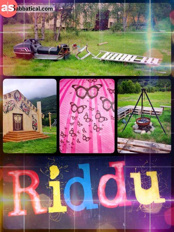 Riddu Riddu Festival - a festival in northern Norway to preserve and celebrate Sami culture