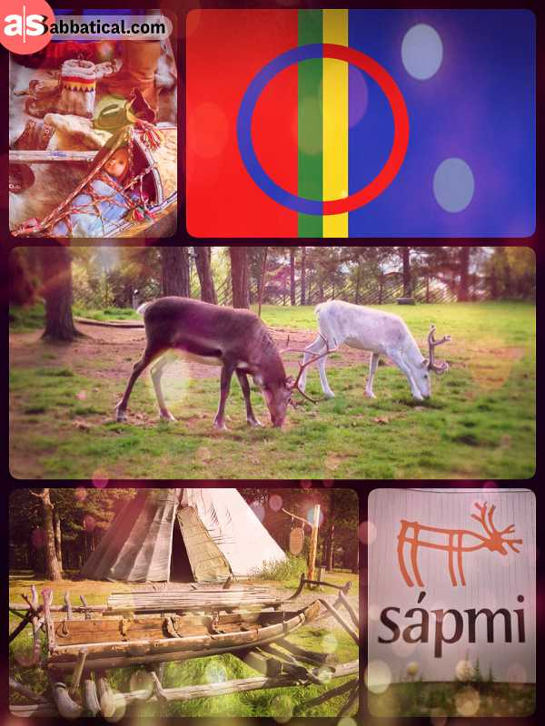 Sapmi Park - learning everything about the Sami people of northenr Scandinavia
