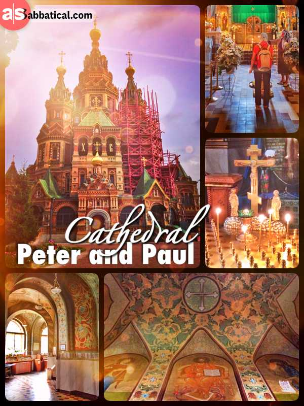 Peter and Paul Cathedral -