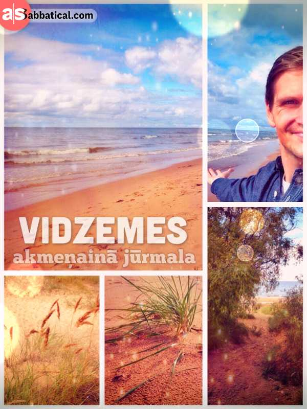 """Vidzemes - region of Latvia at the Baltic Sea, translates into """"the middle land"""""""