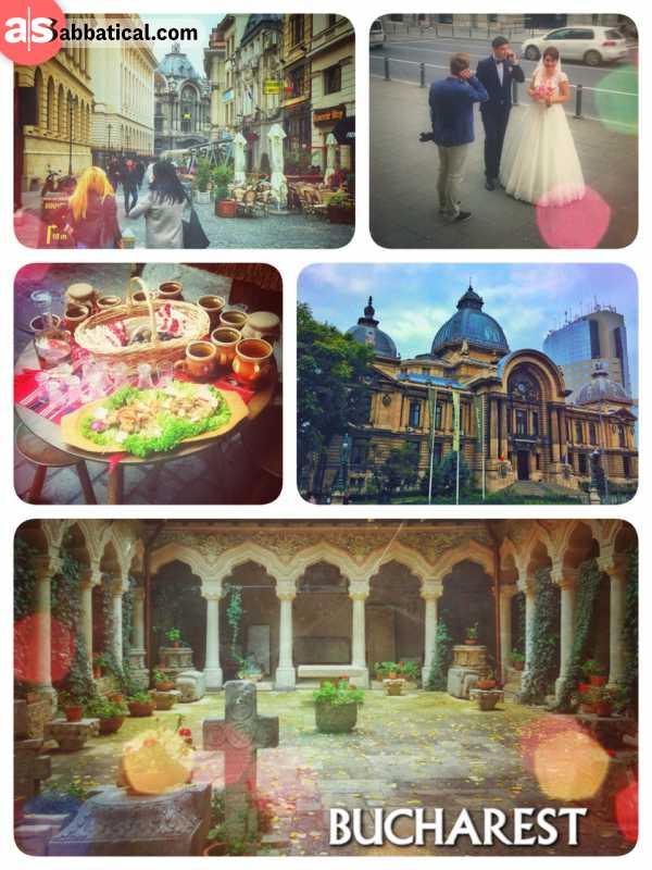 Bucharest -
