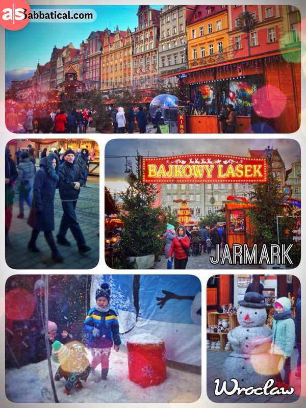 Jarmark Bozonarodzeniowy - most beautiful christmas market of Poland