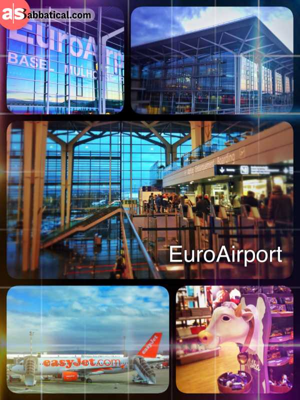 EuroAirport - Finally leaving Switzerland for at least half a year