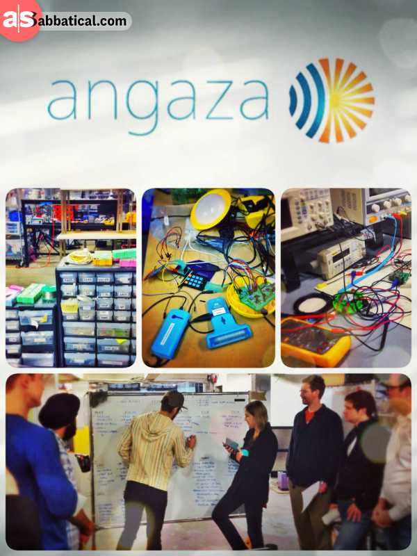 Angaza Design - real engagement for the worldwide poorest people without access to electricity
