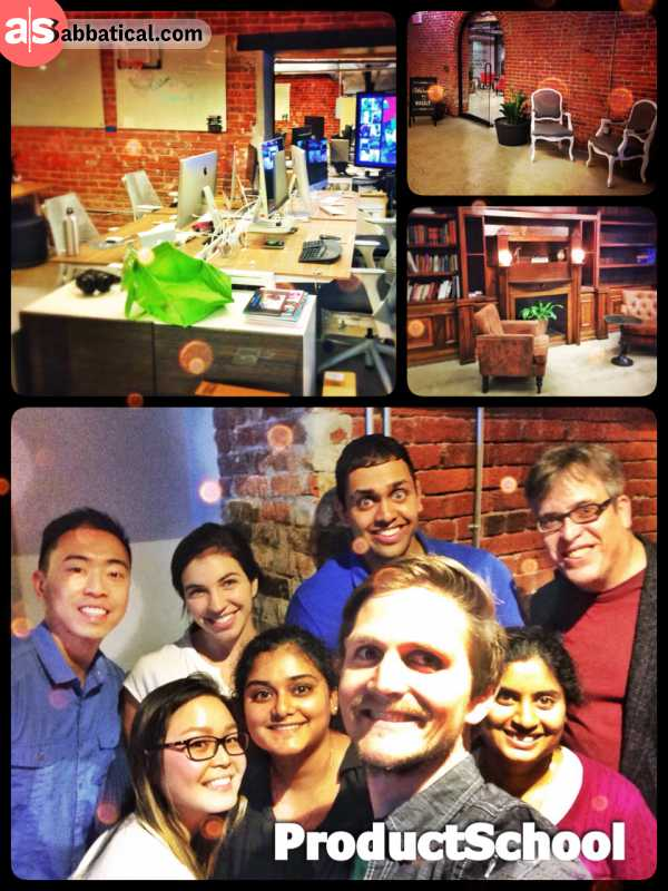 ProductSchool mentoring - sharing my experience with the next generation silicon valley product managers