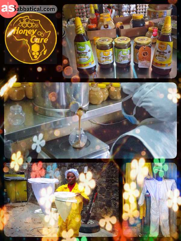 Honey Care Africa - producing innovative and natural products with a sustainable impact
