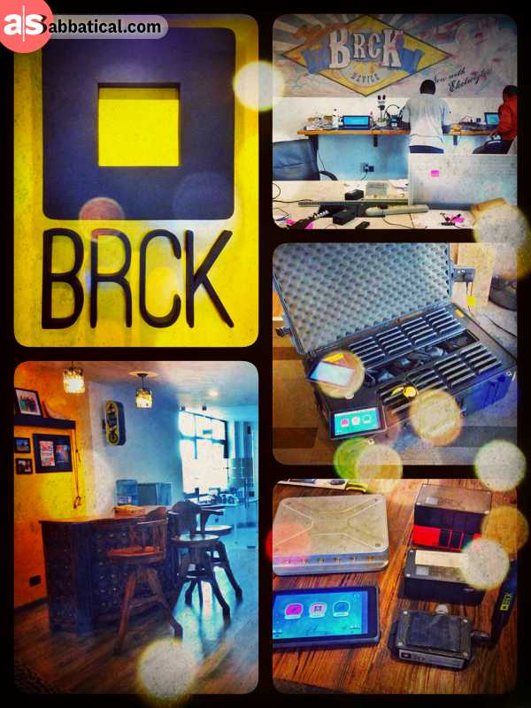 BRCK - learning more about mobile internet and education solutions at the source