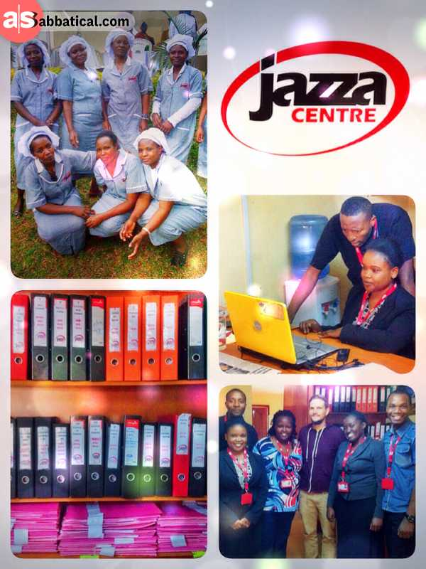 Jazza Centre - recruiting, educating and placing Domestic Assistants all over Kenya