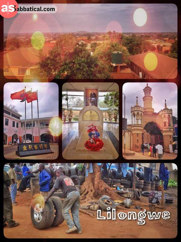 Lilongwe - the African capital that feels like a rural village, but has a Chinese mall