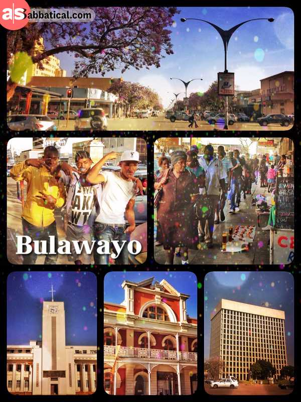 Bulawayo - strolling through pulsating streets in a fusion of colonial and modern times