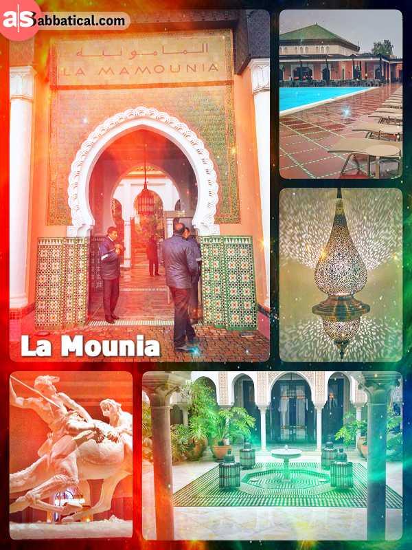 La Mounia Marrakesh -