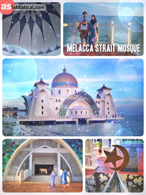 Melacca Straight Mosque -