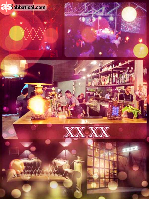 20 20 Manila - dancing through the night at a notorious techno club in Manila