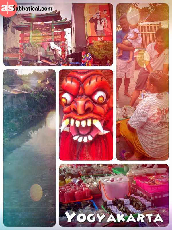 Yogyakarta - visiting Indonesias center of education, Javanese fine art and poetry