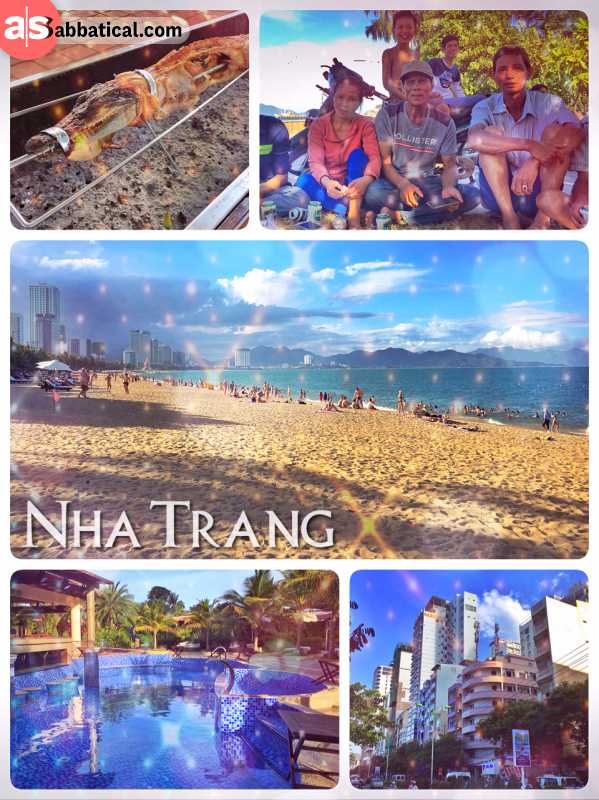 Nha Trang - the Vietnamese happy hour beach city packed with Russian tourists