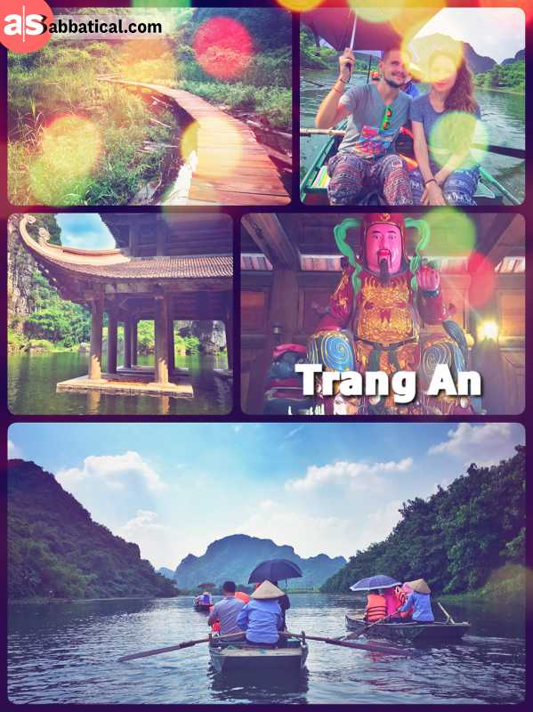 Trang An Grottoes - unique Vietnamese landscape with over 30,000 years of human history