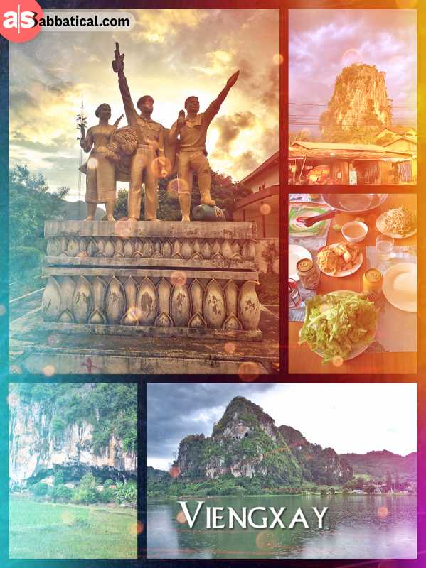 Vieng Xai - stumbling upon the quasi-birthplace of Laos, a city of importance