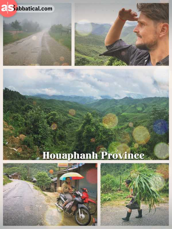 Houaphanh Provence -