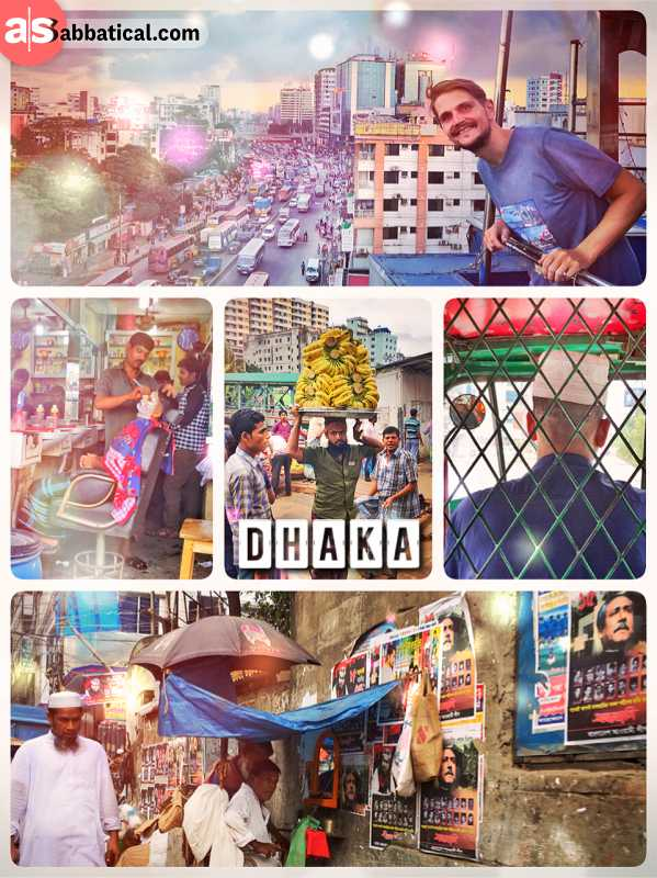 Dhaka - diving into the culture and cuisine of Bangladesh's capital