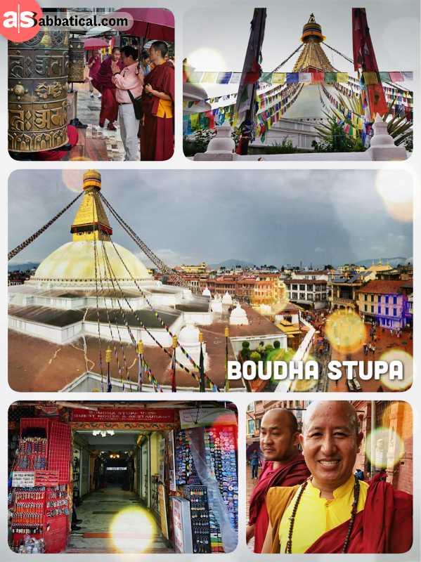 Boudhha Stupa -