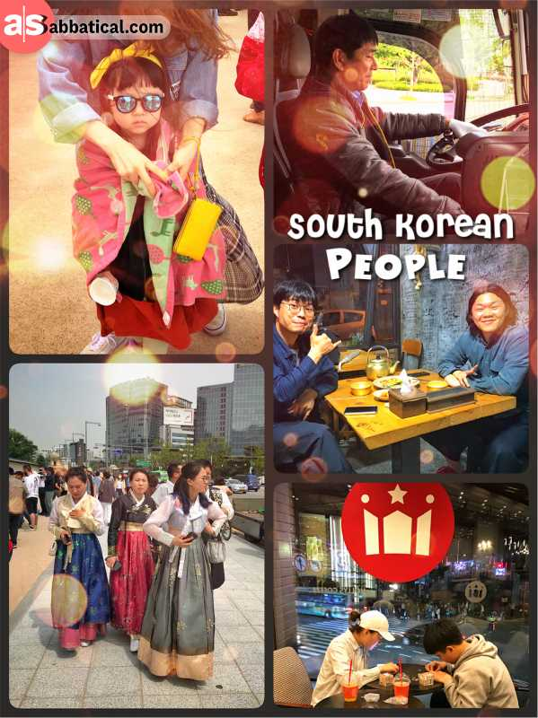 South Korean People - they are impatient, technology addicts and have too many beauty operations