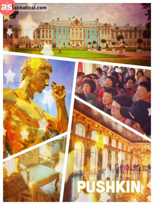 St Petersburg Tsars - Peterhof & Catherine Palace