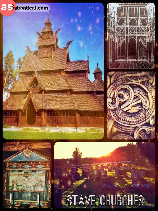 Stave Churches - visiting some of the oldest and best preserved Stave Churches in Norway