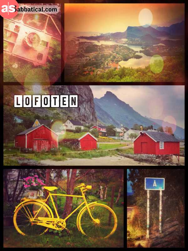 Lofoten - rushing through one of the most scenic archipelago in the world