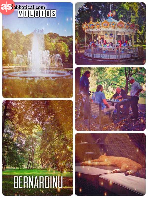 Bernardinų Park -