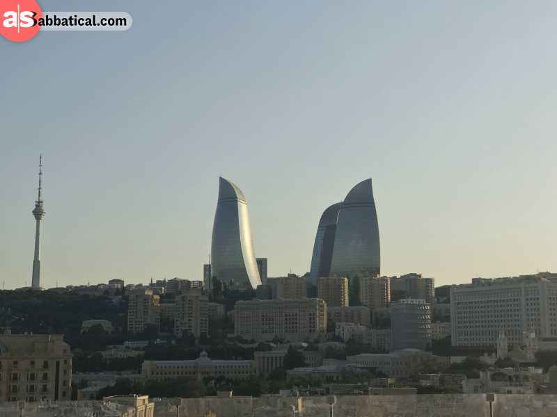 What to do in Azerbaijan? Luckily, there are a lot of interesting things to see and experience during your stay!