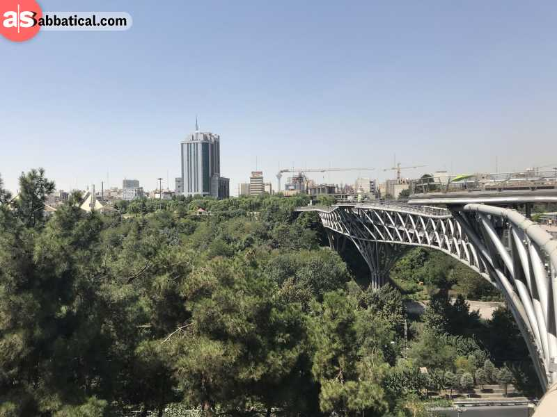 There is a plethora of things to do in Tehran, from exploring the amazing palaces to tasting some of local delicacies!