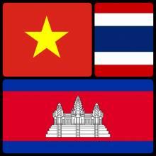 Vietnam - Cambodia - Thailand