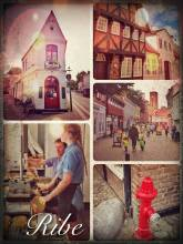 Ribe - walking through the oldest city of Denmark, once a flourishing trade outpost