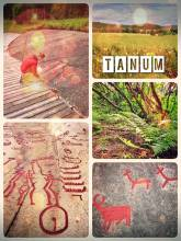 Tanum Rock Carvings - exploring an area with highly concentrated prehistoric rock carvings