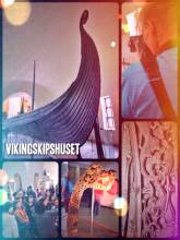 Vikingskipshuset Oslo - Museum to show the Viking traditions and ship burial of Norsemen on sea