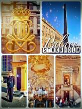 Palace Stockholm - residence of the Swedish Monarch in the heart of Stockholm city