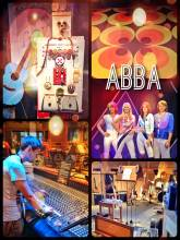 ABBA Museum - learning everything about the band: Björn & Benny, Agnetha & Anni-Frid