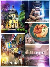 Östermalm - strolling through the lovely north eastern district of Stockholm city