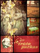 Gruto Parkas - educative and entertaining collection of sculptures and monuments
