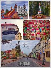 Grodno - meeting Lenin and becoming a millionaire in one day