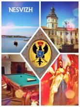 Nesvizh Castle - most important tourist attraction in Belarus