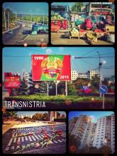 Transnistria - celebrating the non-state within the small state
