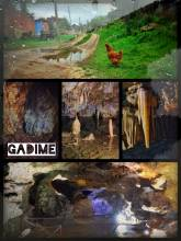 Gadime Cave - there is not much tourism in Kosovo