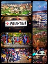 Prishtina - dirty, broken capital in the heart of the Balkan