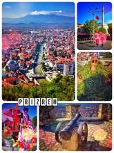 Prizren - sleepy city between two worlds