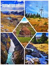 Durmitor National Park - national park and ski resort