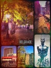 Belgrade - a city at the edge