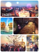 Zagreb - the sunny central european capital