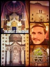 The Great Synagogue - an important religious and historic landmark in Budapest