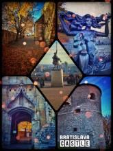 Bratislava Castle - impressive because of the view